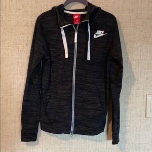 Womens Nike Zip Up